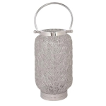 Mesh Capsule Candle Holder